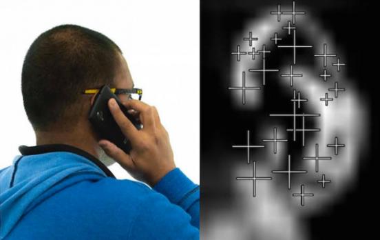 Still using fingerprints? Ear print Palm punch lines come