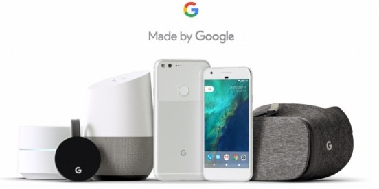 Read: Google Pixel, and Nexus, as well as AI First